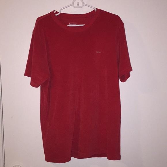 d957a71d5e Supreme Shirts | Small Box Logo Terry Tee | Poshmark